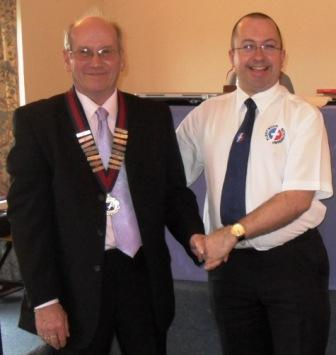 05. Craig hands the Chairmanship over to Alan