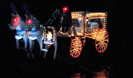 09. And more illuminations - Horses with Hearse