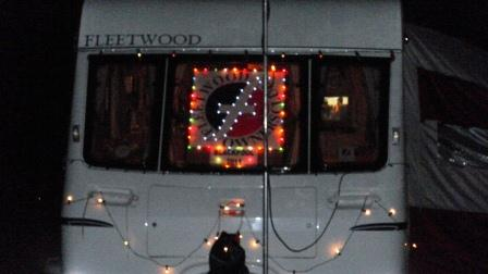 13. Yes a Fleetwood Owners Club illumination