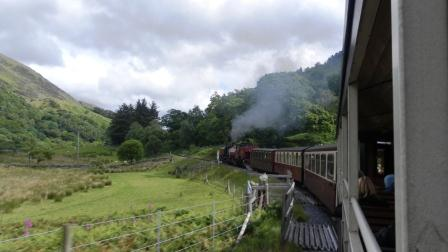 07. Travelling by steam train