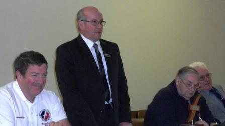 03. Alan R addresses the meeting