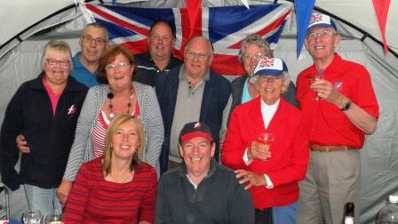 09. Everyone celebrates the Queens Jubilee