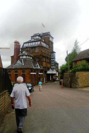 06. Off to visit Hook Norton Brewery