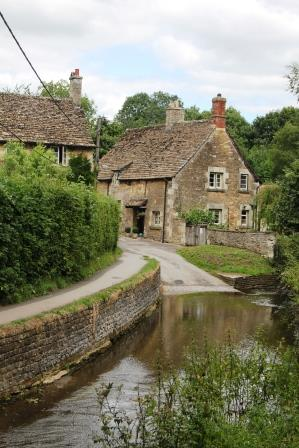 22. The old Ford at Lacock