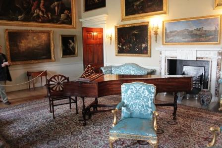 17. Kedleston - music room