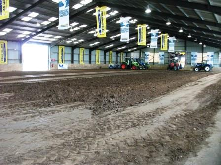 03. Indoor field for all weather testing