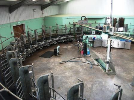 05. State of the Art Circular milking parlour