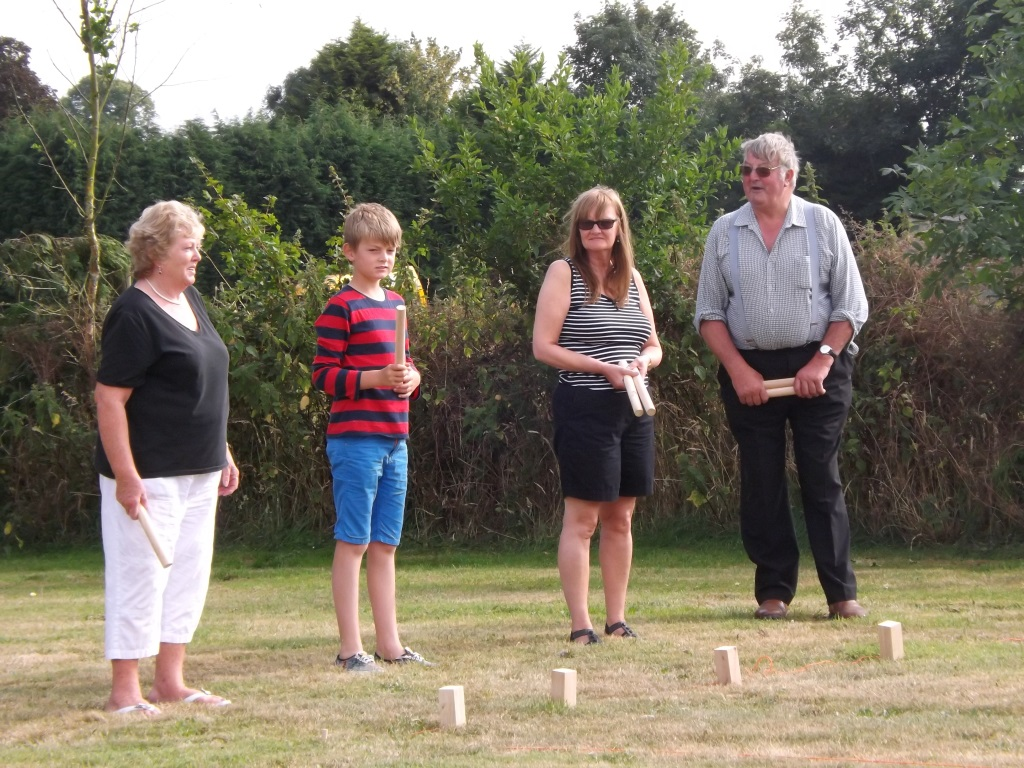 03. Playing Kubb