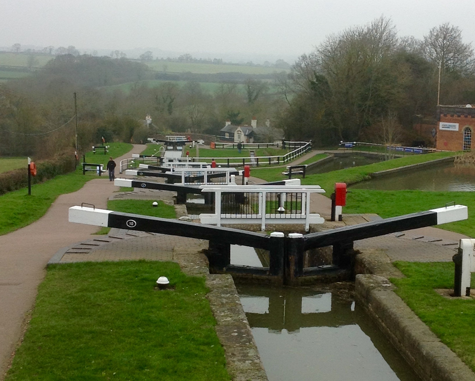 16.-Foxton-Locks