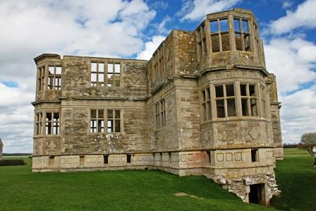 39. Out and about - Lyveden New Bield