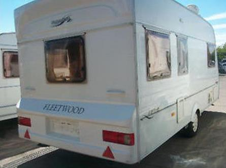 2003 Admiral 450-5 RearSide