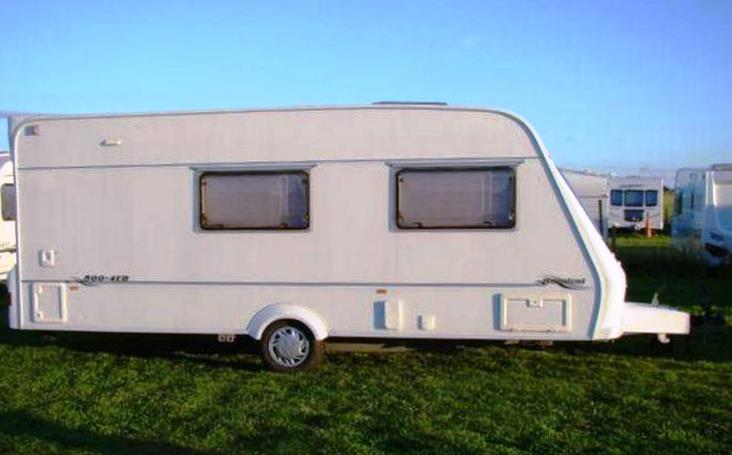 2003 Admiral 500-4EB Offside