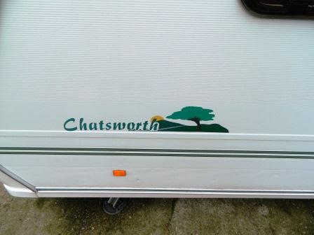 1998 Chatsworth Logo