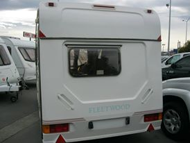 1998 Chatsworth SE Rear