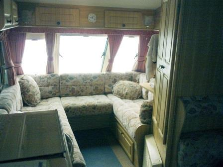 1997 Chelsworth seating