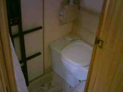 1992 Colchester 1300-2 bathroom