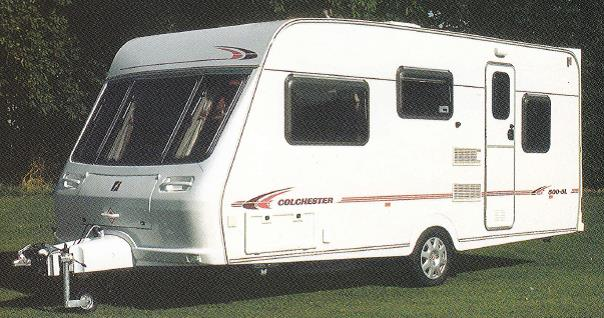 2002 Colchester Sales
