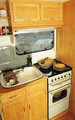2003 Colchester Cooker