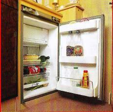 2000 Heritage Fridge