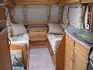 2005 Heritage 640-ES Seating