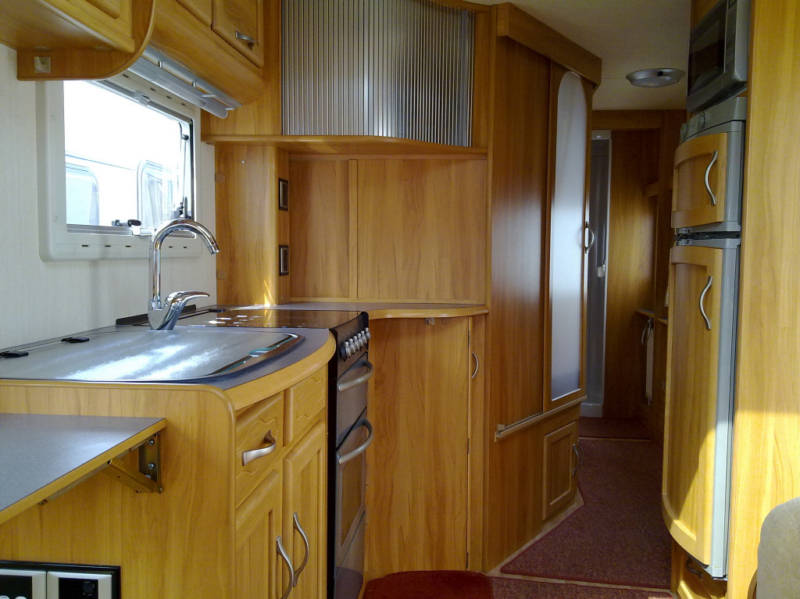 2006 Heritage 640-CB Looking to bed