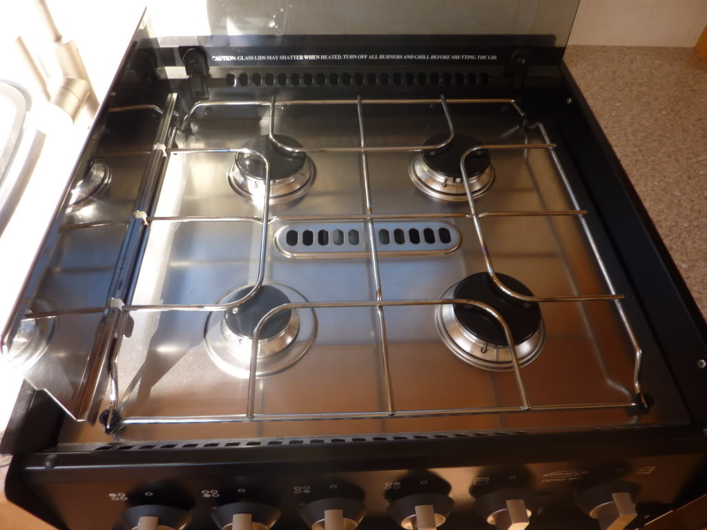 2007 Heritage 640CB Cooker1