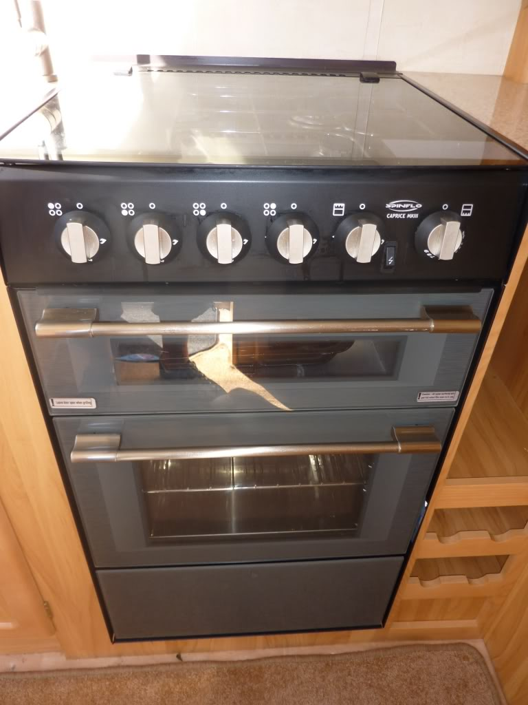 2007 Heritage 640CB Cooker2