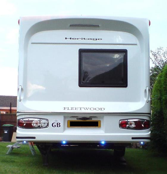 2007 Heritage EB Rear with bespoke lights