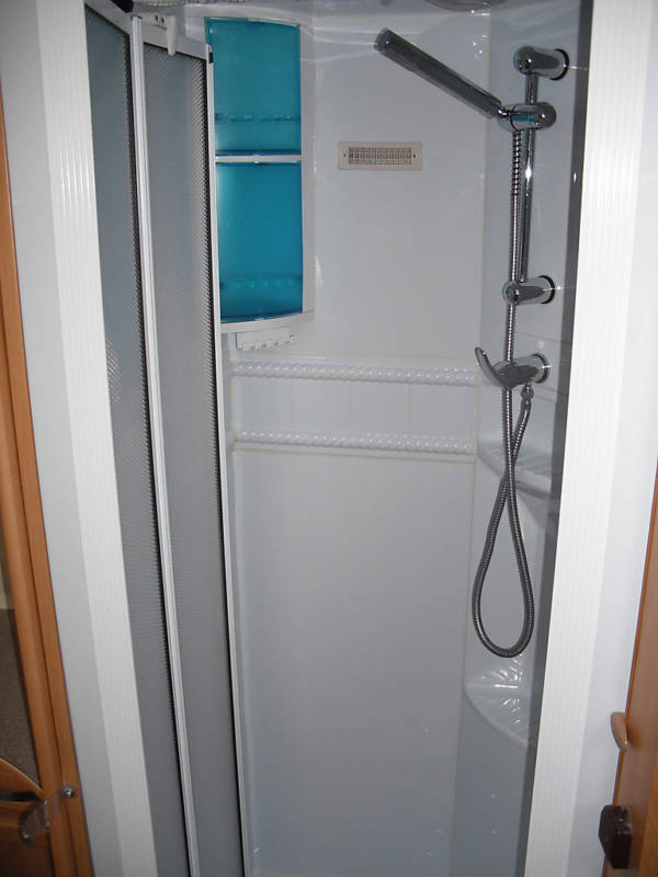 2007 Heritage ESD Shower