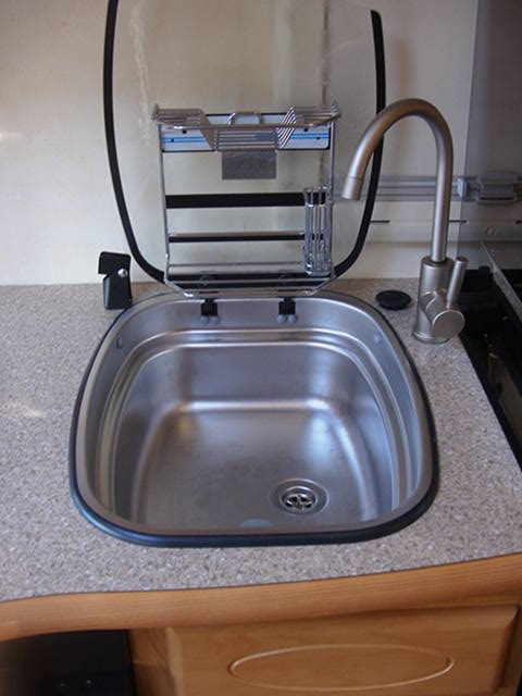 2008 Heritage Kitchen sink